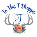 To The T Shoppe Logo